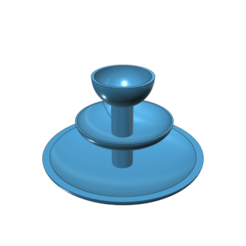 Download 3D printing models salsa dish, tabbycat123