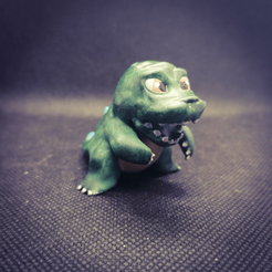 Descargar archivos 3D Chibi Godzilla, TheKaijuGirl