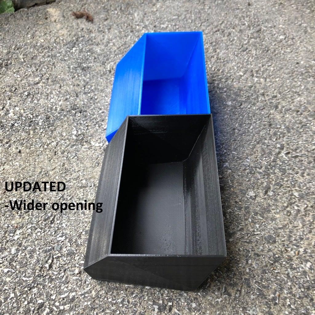 e580367e3f2bab1f7c5da3f1d1aaf87e_display_large.jpg Télécharger fichier STL gratuit Corbeille à papier Volvo V40 Console • Plan pour impression 3D, stibo