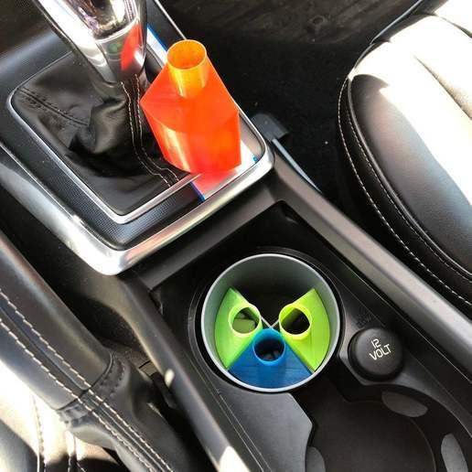 75fbb7f751dcbed3164815928ce30210_display_large.JPG Télécharger fichier STL gratuit Boîtes de chewing-gum pour porte-gobelet de voiture • Plan pour impression 3D, stibo