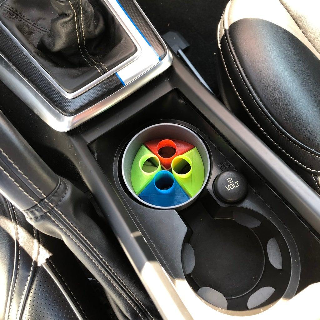 63c85d8fea3a65f4a0888e30607c53a7_display_large.JPG Télécharger fichier STL gratuit Boîtes de chewing-gum pour porte-gobelet de voiture • Plan pour impression 3D, stibo
