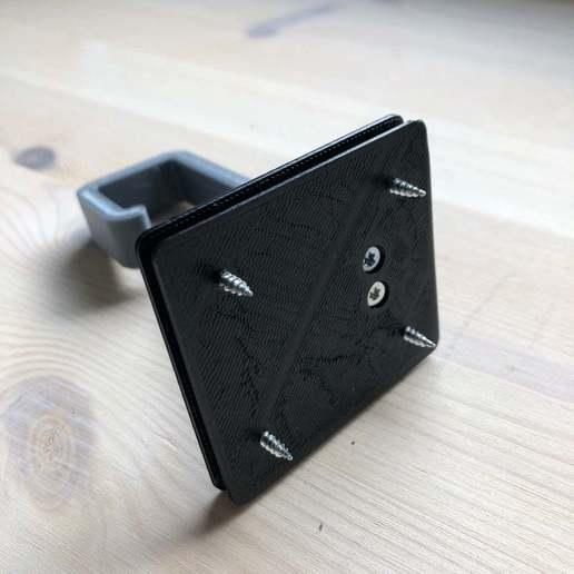 c7056bd94c34a7f5be63e90bbe0c53f7_display_large.JPG Download free STL file Volvo V40 Trunk Hook • Design to 3D print, stibo