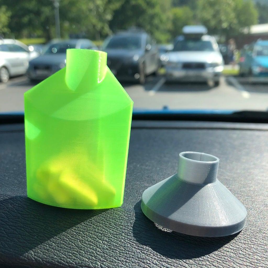 80b76d027791bfc3b2bc148367fde60c_display_large.JPG Télécharger fichier STL gratuit Boîtes de chewing-gum pour porte-gobelet de voiture • Plan pour impression 3D, stibo