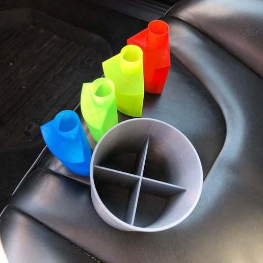 a7ee56745585a55a4703baadfbd9f5c1_display_large.JPG Télécharger fichier STL gratuit Boîtes de chewing-gum pour porte-gobelet de voiture • Plan pour impression 3D, stibo