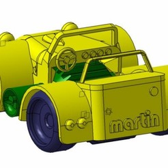 L600arc-.jpg Download free STL file Super Seven Cartoon • 3D print template, pocal31