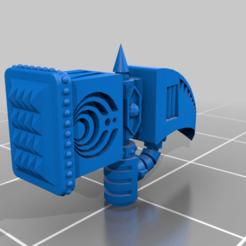 thunderhammer_carcharadons_v2_fixed.png Télécharger fichier STL gratuit Tonnerre des Carcharadons • Modèle imprimable en 3D, andreasfisch94