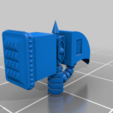 Download free STL files Carcharadons Thunderhammer, andreasfisch94