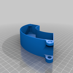 Spool_Trcek_tool3.png Télécharger fichier STL gratuit Spool Upcycling TRČEK porte-outils • Plan pour impression 3D, DarkPrinc