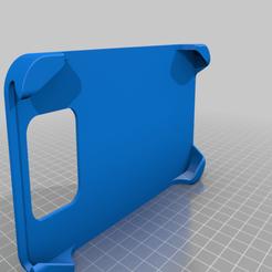 AsusMax__cover.png Download free STL file ASUS Max phone covera ASUS_Z010D ZC550KL ZENPHONE • 3D printer template, DarkPrinc