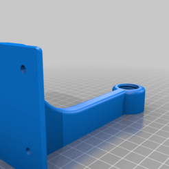 nosilec.png Télécharger fichier STL gratuit Porte-serviette à vis ou porte-feuille d'aluminium • Design pour impression 3D, DarkPrinc