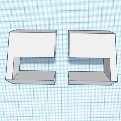 """Télécharger modèle 3D gratuit Support portable 13"""" Ventilation (Ascenseur), Zero13"""