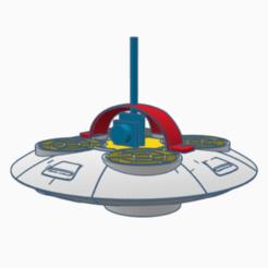 Télécharger modèle 3D gratuit Dron Ovni Varinia (eachine E016H), Zero13
