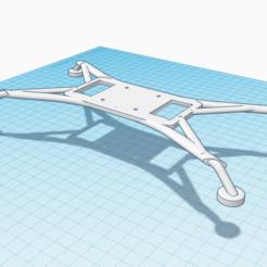 Descargar Modelos 3D para imprimir gratis Drone - Tren Aterrizaje TPU, Zero13