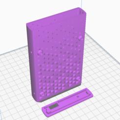 Captura de pantalla (54).png Télécharger fichier STL Boîtier de disque dur 2,5 pouces max 13mm. • Plan pour imprimante 3D, CalinCAT