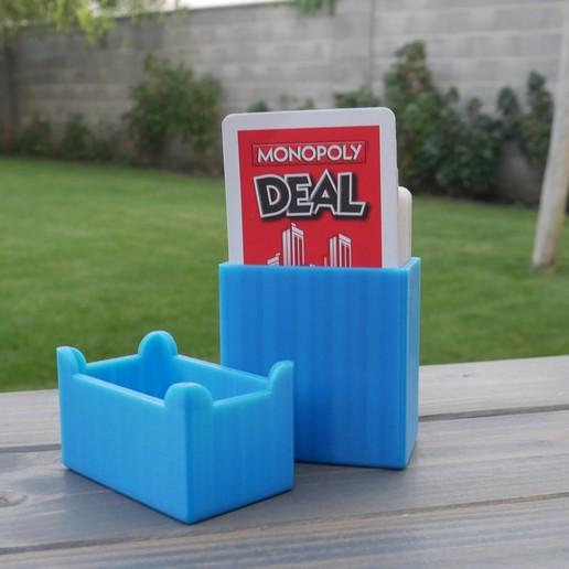Descargar modelo 3D gratis Caja de cartón - MONOPOLY DEAL, 3D_World