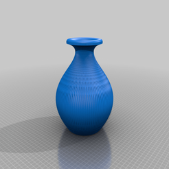 Download free 3D model Fat Vase, cmoore1