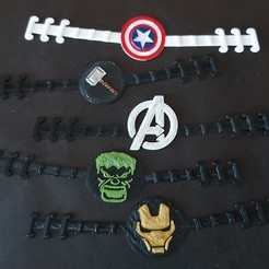 20200715_165916[1].jpg Download STL file earsaver avengers • 3D printable design, artmaker3dw