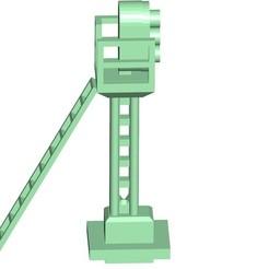 Télécharger plan imprimante 3D gatuit Signalisation - HO - Ferroviaire, michelfavier