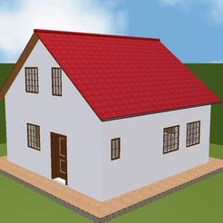 Download 3D printer model House 8, soniahidalgoz