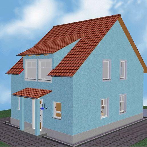 Impresiones 3D House 1, soniahidalgoz