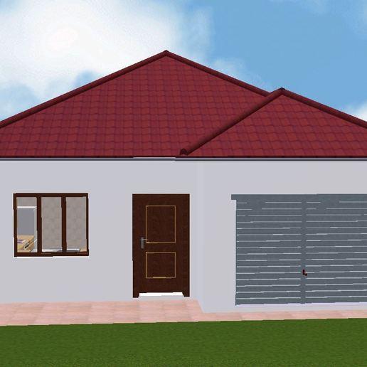 Télécharger fichier STL gratuit Maison 9 • Modèle pour impression 3D, soniahidalgoz