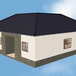 14 03.JPG Download STL file House 14 • Design to 3D print, soniahidalgoz