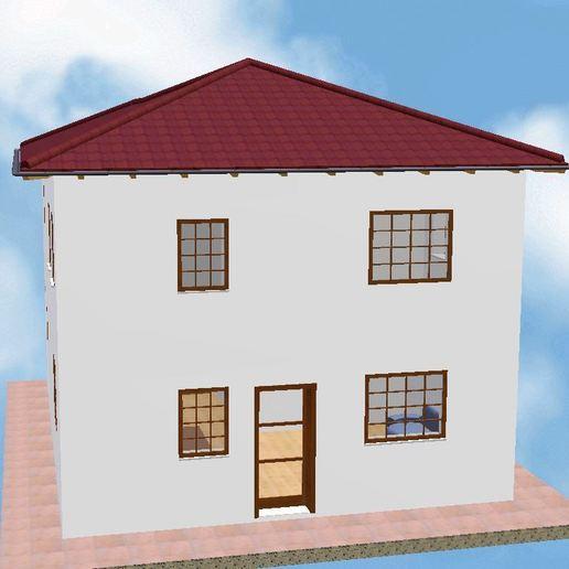 Descargar archivos 3D House 7, soniahidalgoz