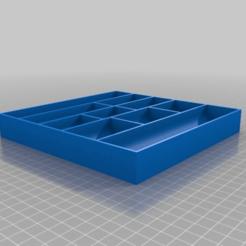 Descargar modelos 3D gratis Organizador de trabajo para componentes electrónicos, pablo_s