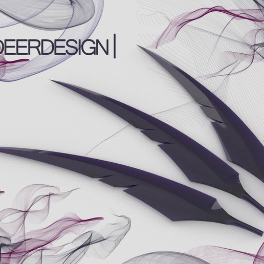 Download 3d printing designs xayah feather blade dagger - Total 3d home design free download ...