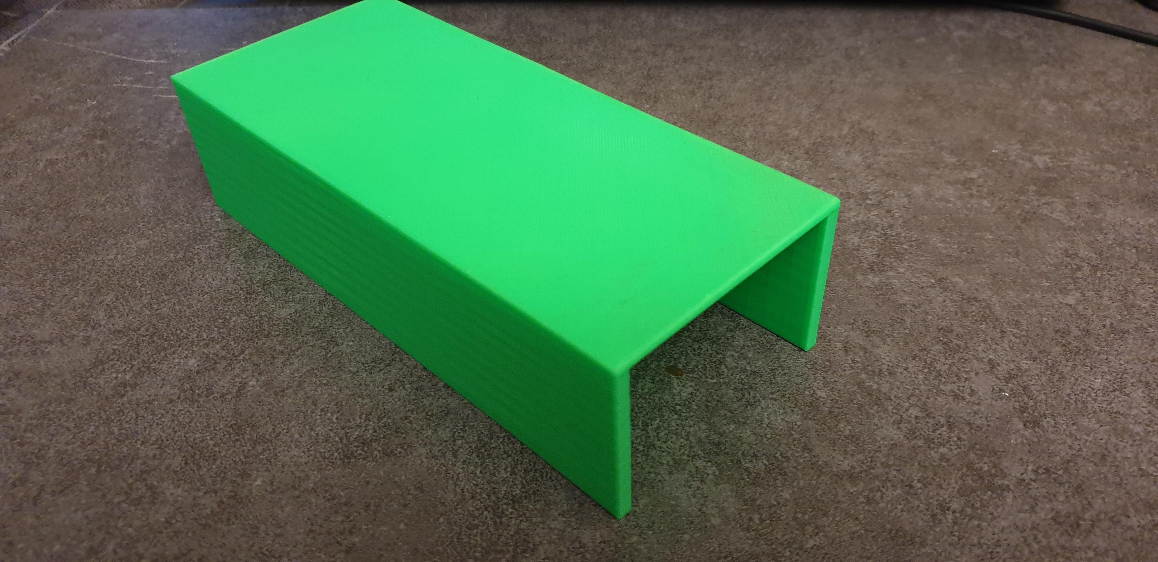20200125_213112.jpg Download free STL file JVC RM-LP100 Tally Box (arduino optocoupler circuit box) • 3D printing model, CMH
