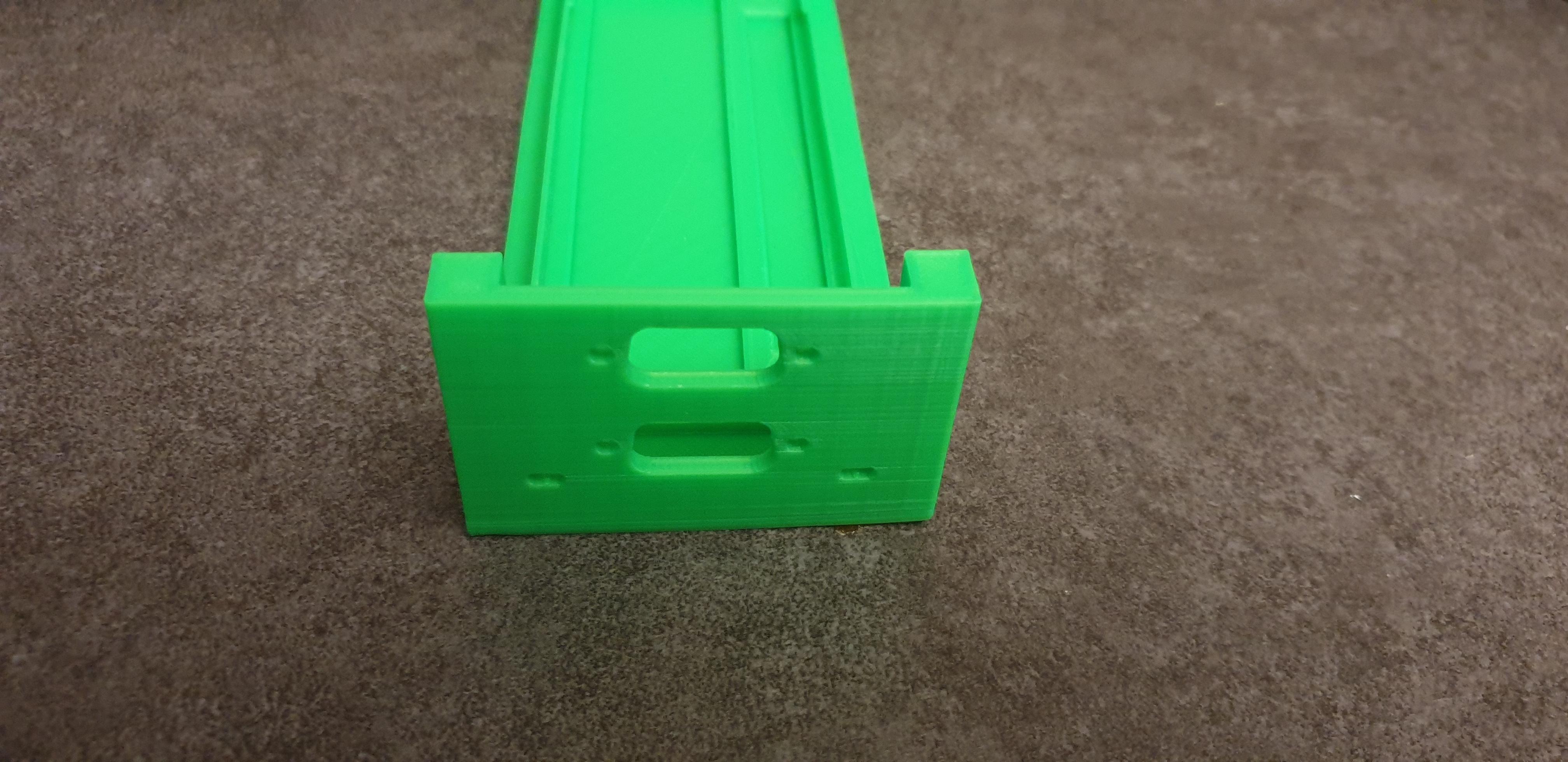 20200125_213246.jpg Download free STL file JVC RM-LP100 Tally Box (arduino optocoupler circuit box) • 3D printing model, CMH