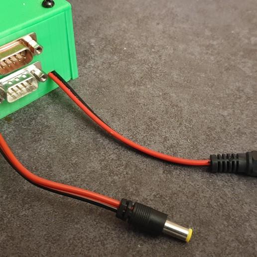 20200127_000436.jpg Download free STL file JVC RM-LP100 Tally Box (arduino optocoupler circuit box) • 3D printing model, CMH