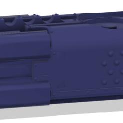 Download free 3D printing models 40k Big Reaper Titan Giga Bolter, The_Titan_Manifactorium