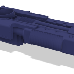 Download free 3D printer templates 40k Big Wall Hound Titan Volkite, The_Titan_Manifactorium