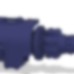 Download free 3D printing templates 40k Small Titan Wall Lord Sinister Psy-Titan Psycannon, The_Titan_Manifactorium