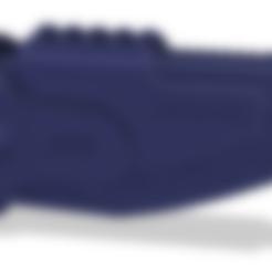 Download free STL files 40k Big Reaper Titan AT Style Chainfist, The_Titan_Manifactorium