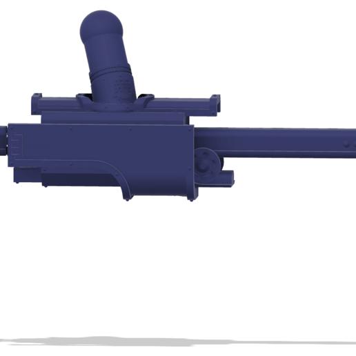 Descargar Modelos 3D para imprimir gratis FLAGUERO DE BRAZO DE COMBATE TITAN de 40k, The_Titan_Manifactorium