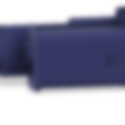 Download free 3D printer model 40k Big Wall Hound Titan Rattle Cannon, The_Titan_Manifactorium