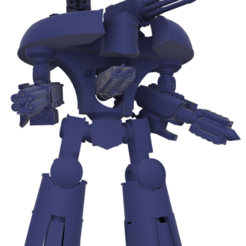 Download free STL file 40k Small Titan Seige Titan, The_Titan_Manifactorium