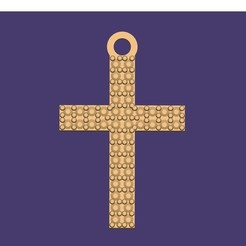 Download free 3D printing models Cross , 3djewellerydesignbycc