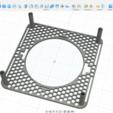Télécharger fichier STL gratuit  ADAPTER FOR CPU FAN TO 120MM CASE FAN • Design imprimable en 3D, gustavedelajartre