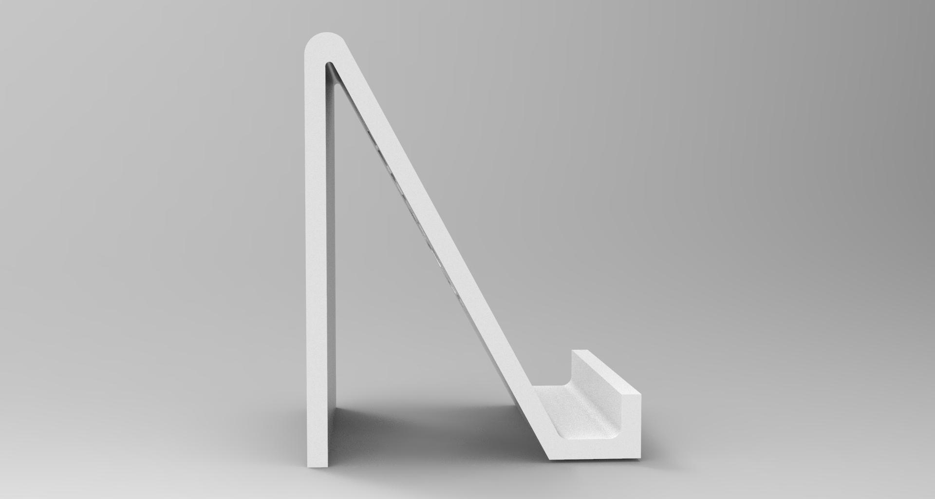 6.jpg Download STL file RICK E MORTY SUPORTE TELEFONE • 3D printer model, BrunoLopes