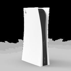untitled.96.png Download STL file PS5 digital edition • 3D printing model, BrunoLopes