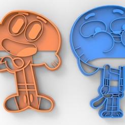 untitled.259.jpg Descargar archivo STL El cortador de galletas de gominola consigue 2 • Modelo para imprimir en 3D, 3dBras