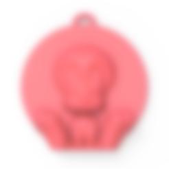 Download gratis 3D-afdrukbestanden Tweety Key Chain, 3dBras