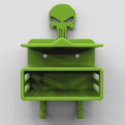 Descargar diseños 3D Castigador de la Cosa del Titular, 3dBras