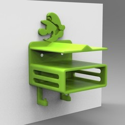 untitled.89.jpg Download STL file Holder Thing • Model to 3D print, 3dBras