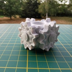 IMG_20200826_194138.jpg Télécharger fichier STL gratuit Cube engrenages anti-stress • Plan à imprimer en 3D, bridierfrancois