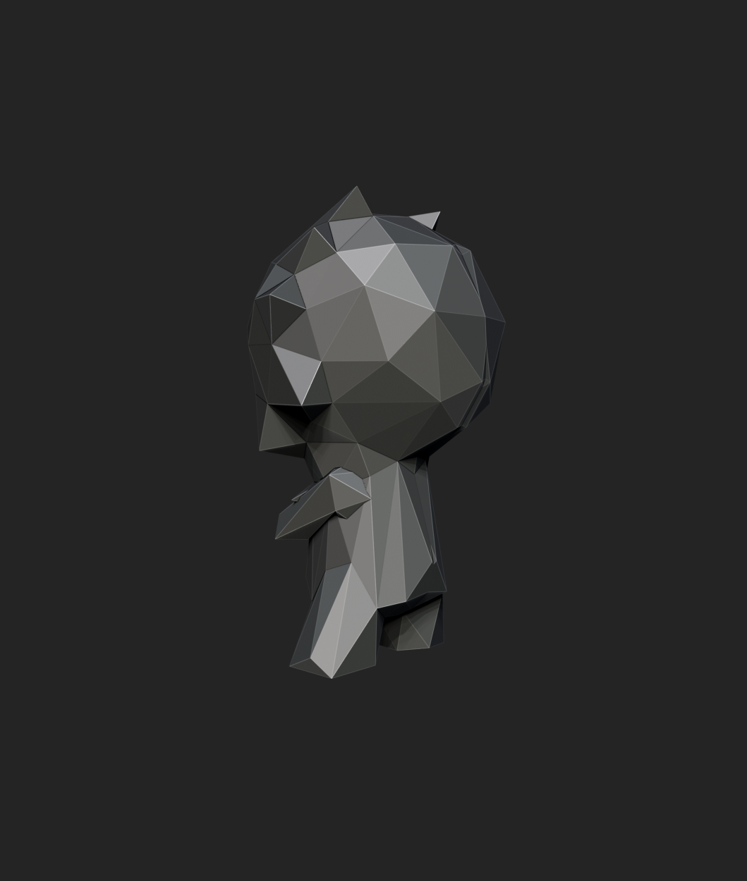 uyu.jpg Download OBJ file Vinyl Toy • 3D printable object, Joneto