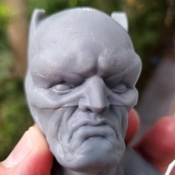 Download 3D printer designs Batman, Joneto